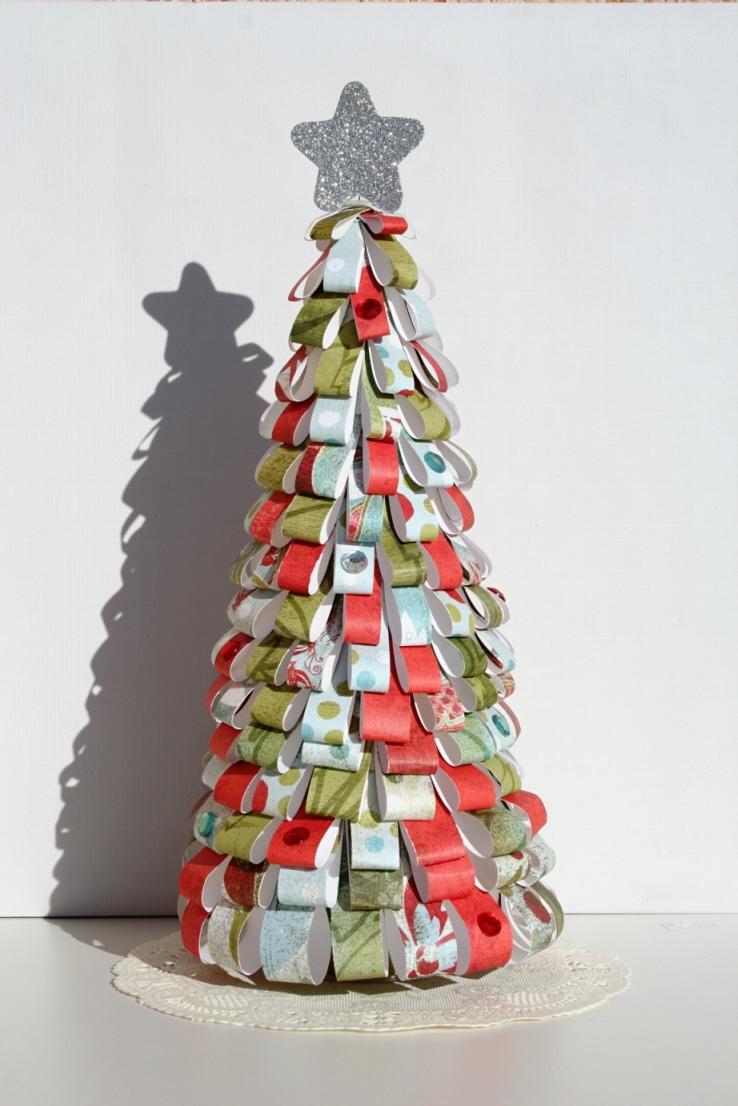 Arbol de navidad nadaira for Adornos originales para navidad